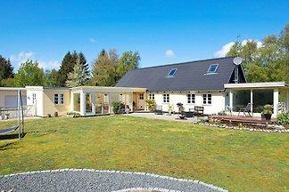 Geräumiges Ferienhaus in Seeland mit privatem...