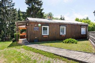 Kleines freistehendes Ferienhaus im Harz mit ...
