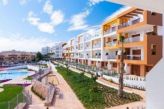 Splendid Apartment in Orihuela Costa with...