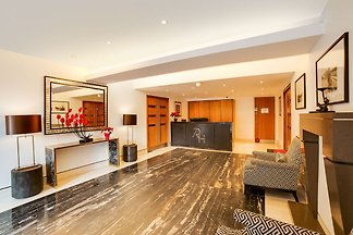 Accogliente appartamento a Londra con Jacuzzi