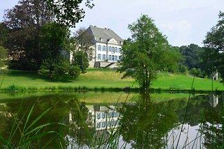Luxuriöses Schloss in Marchin mit...