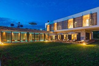 Herrliche Villa in Baderna mit Sauna und...