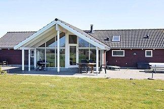 Modernes Ferienhaus mit Sauna in Falster...