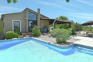 Luxuriöse Villa in Belvezet mit privatem...