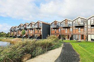Luxuriöse Ferienwohnung in Fünen mit Terrasse