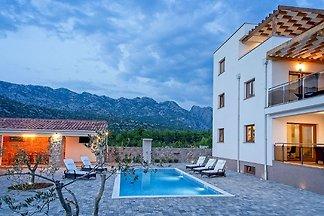 Wunderschöne Villa mit Sauna in Seline
