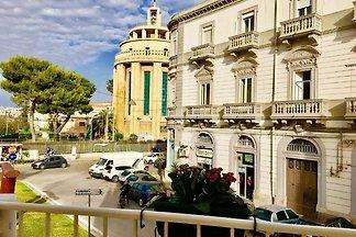 Piękny sycylijski dom w centrum Syrakuz