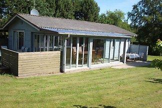Gemütliches Ferienhaus in Odder mit Terrasse
