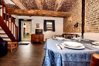 Heritage Ferienhaus in Richelle mit privater...