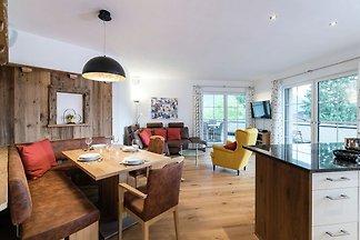 Luxuriöse Ferienwohnung mit Terrasse in...