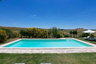 Agriturismo z basenem, piękny widok, niedalek...