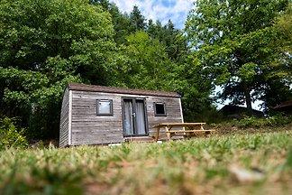 Komfortable Holzhütte in den Ardennen