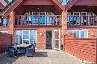 Luxuriöses Ferienhaus in Rømø mit Terrasse