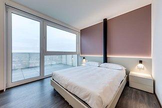 Moderne Ferienwohnung in Venedig, nahe Parco...