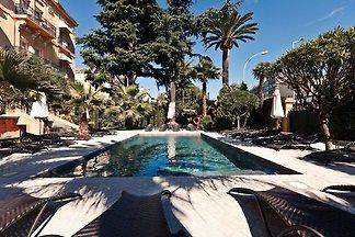 Luxuriöses Apartment mit Terrasse in Cannes