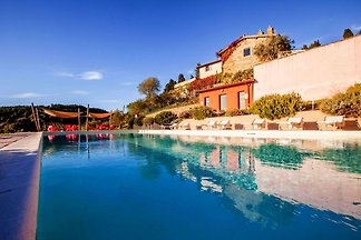 Sunlit Holiday Home in Pelago Italy with Pool...
