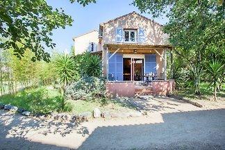 Traumhaftes Ferienhaus in Poggio-Mezzana, 150...