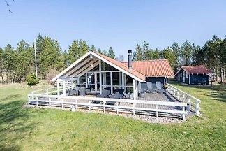 8 Personen Ferienhaus auf einem Ferienpark Nø...
