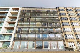Zeitgenössische Wohnung in Oostende mit...