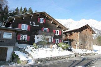 Einladende Ferienwohnung nahe dem Skigebiet i...