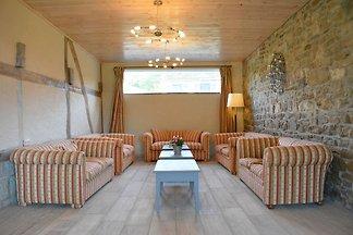 Großes Ferienhaus in Érezée mit Sauna