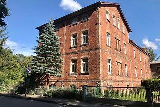 Ferienzimmer Nr2 Saale & Kurmittelhaus