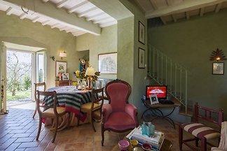 Gemütliche Villa mit Privatpool in Cortona,...
