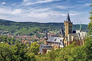 Ferienwohnung Schlossblick, Wernigerode