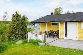 6 Personen Ferienhaus in HOLSLJUNGA