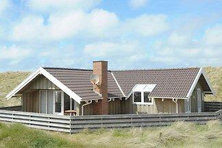 Modernes Ferienhaus in Ringkøbing mit Sauna