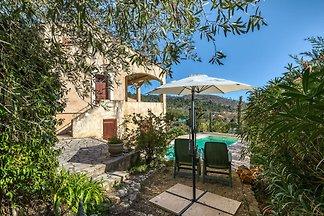Herrliche Villa in Montouliers mit privatem...