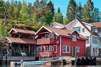 6 Personen Ferienhaus in HOSTELAND