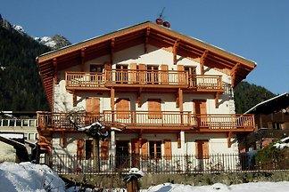 Ferienwohnung in Chamonix, Frankreich mit...
