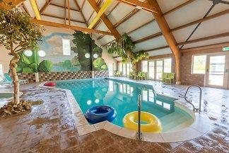 Luxuriöse Villa mit 3 Bädern, in einem...