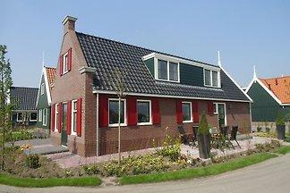 Ferienhaus im Zaanse-Stil, 15 km.