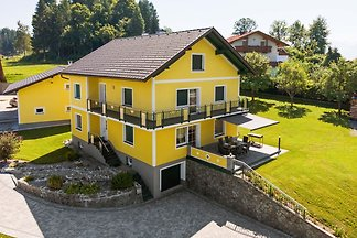 Ferienhaus  mit Gartenblick in Köttmannsdorf ...