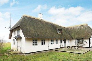 Ruhiges Ferienhaus mit Grill in Syddanmark