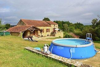 Himmlisches Ferienhaus in Loubejac mit...