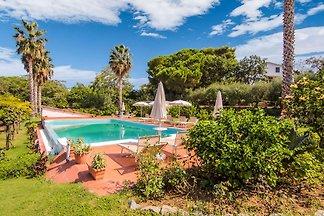 Wunderschöne Villa in Kalabrien mit...