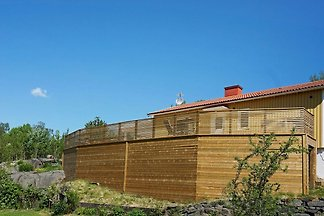 4 Personen Ferienhaus in Harestad