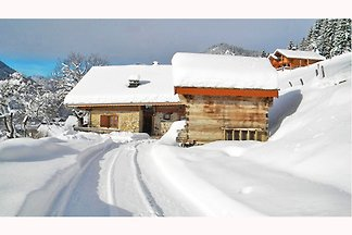 Charmantes Cottage in Chatel nahe Skigebiet