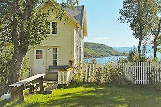 4 Personen Ferienhaus in Skatvik