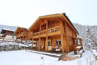 Modernes Chalet nahe des Skigebietes Krimml;