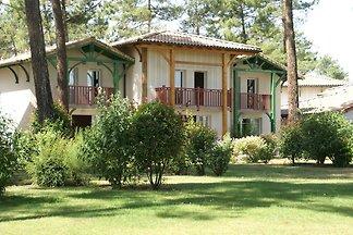 Maison de vacances mitoyenne dans un environn...
