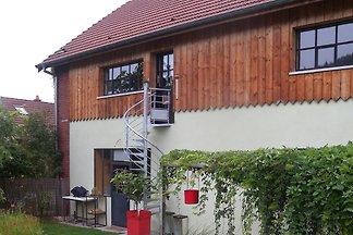 Ferienhaus in Saint-Quirin mit Terrasse mit...