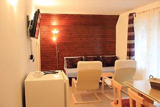 Schönes Appartement mit Grill in Bohinjska...