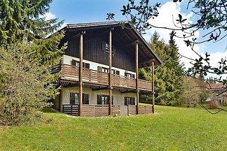 Ferienhäuser im Waldferiendorf, Regen