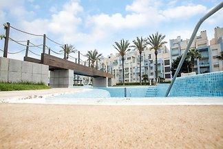 Wohnung in Roquetas de Mar mit Swimmingpool