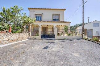 Abgeschiedenes Ferienhaus in Almería mit priv...