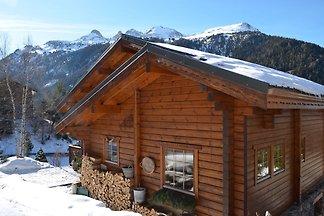 Gemütliches Ferienhaus in Valfréjus mit...